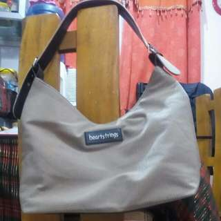 Heartstrings shoulder bag
