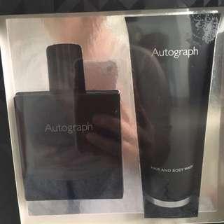 Mark & Spencer Men Autograph Perfume & Shower