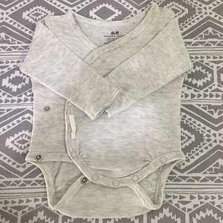 H&M Organic Cotton Baby Romper