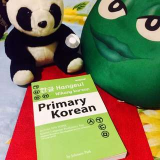 Hangeul/ Korean Book