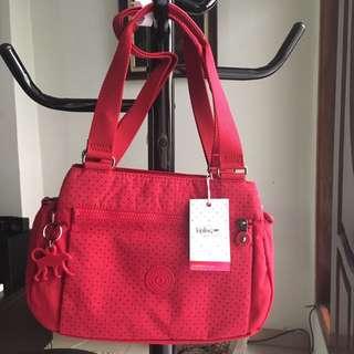 Kipling Red Bag
