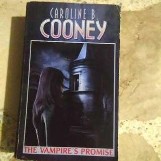 Vampire's Promise Anthology: Caroline Cooney