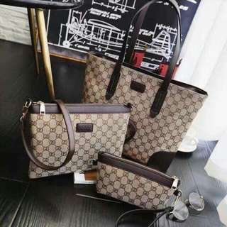 3 In 1 Guccibag
