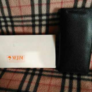 Brand New Mc Jim Leather Wallet