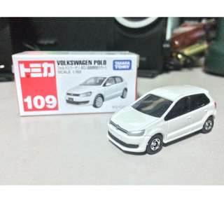 Tomica Volkswagen VW Polo