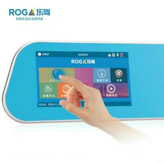 ROGA LX5S Front & Rear Car Camera(Price Reduced)