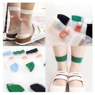 Band Aid Socks