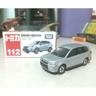 Tomica Subaru Forester