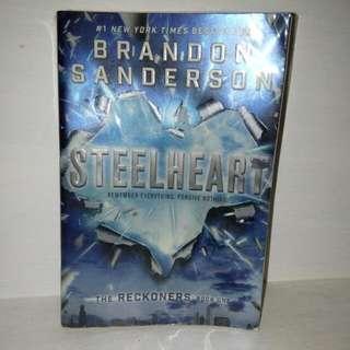 Stealheart by Brandon Sanderson