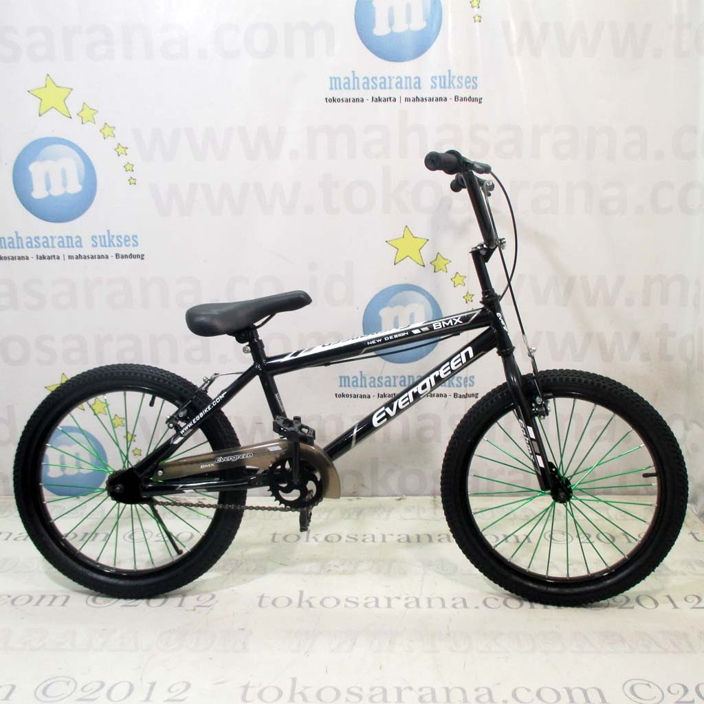 20in Evergreen B1 Sepeda BMX