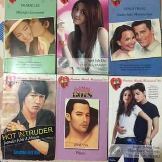 Precious Heart Romances Pocketbooks PHR