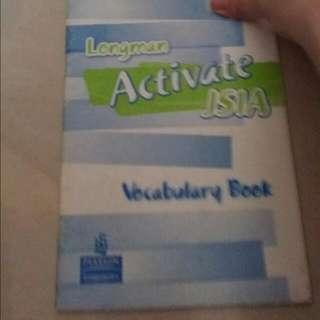 Longman Activate JS1A