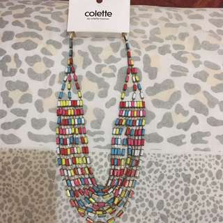 Necklace Colorfull