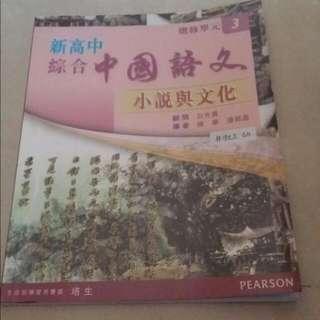 新高中綜合中國語文 選修單元3