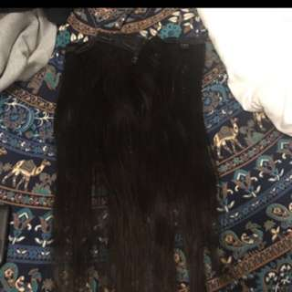 Remy Human Hair Extentions