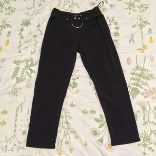 Misguided Straight Cut Pants