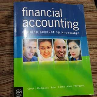 Financial Accounting: Building Accounting Knowledge
