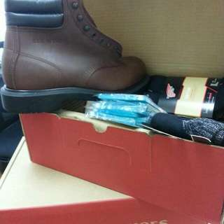 Red Wing Safety Shoes
