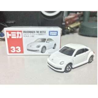 Tomica Volkswagen VW Bettle