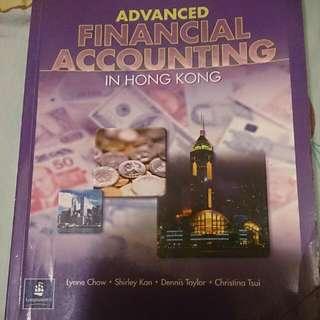 Financial Accounting in Hong Kong Fifth Edition 大學書