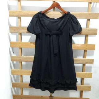 Black Woman Dress