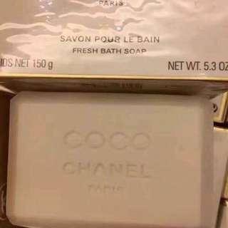 🚚 ✨新品預購✨小香Coco二合一卸妝清潔香皂