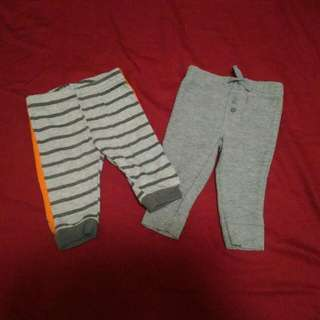 Baby Boy Pants (set for P120)