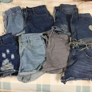 🚚 牛仔褲任選兩件$350