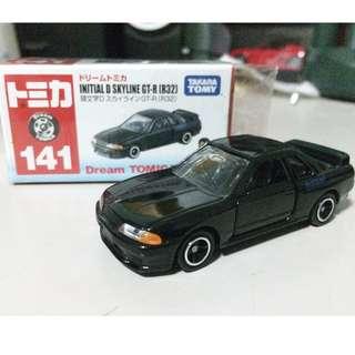 Initial D Skyline GTR R32