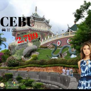 Cebu Tour Package