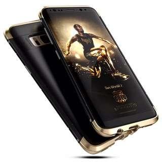 Samsung S8 And S8 Plus Superhero Metallic Cover