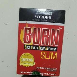 """BURN Slim (AIm Global Product)  """"reprize"""""""