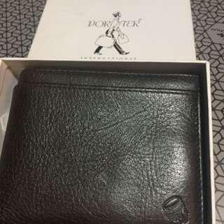 Porter Brand New Wallet For Men