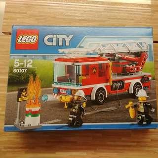 Lego 60107(全新)未開封