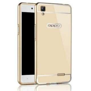 Case Oppo R7S Bumper Mirror