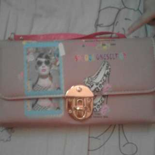 Cute Wallet with Sling
