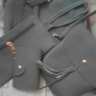 Korean Bag 4 in 1