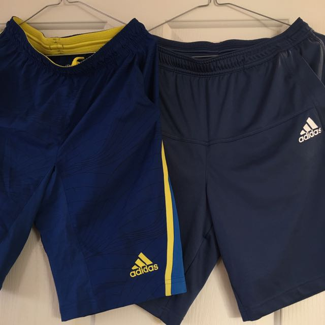 2xAdidas Men's Shorts