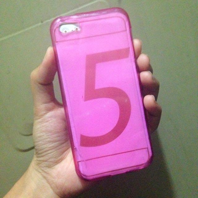 5/5c/5s Jelly Case!