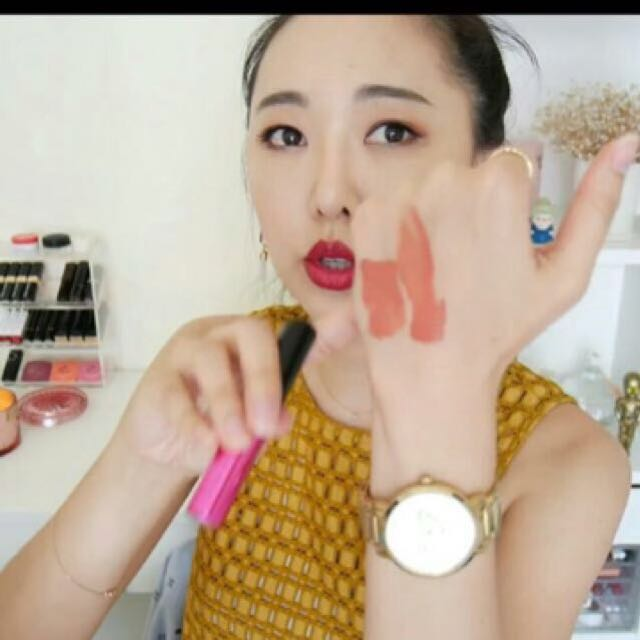 9.9新❣️ZA豔澤漆光唇釉#BE24 超美氣質裸色