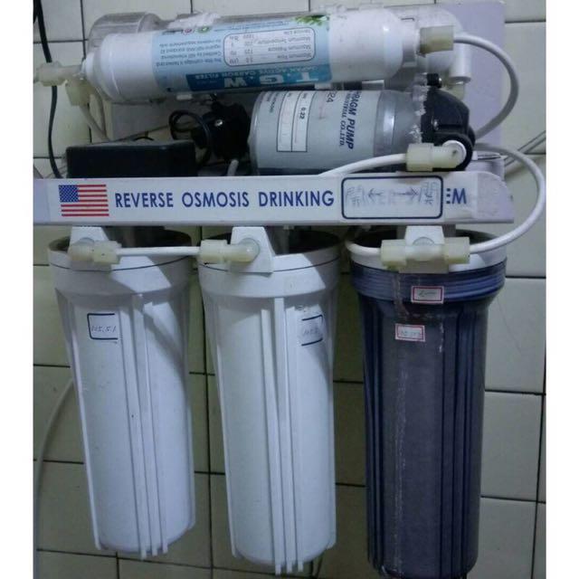 全新賀眾牌原廠各式淨水器濾心歡迎詢問!價格保證滿意