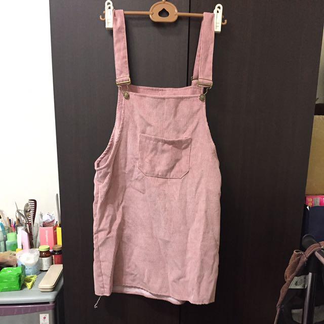 🐼燈籠芯吊帶裙