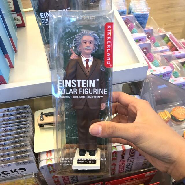 你有什麼毛病  愛因斯坦模型