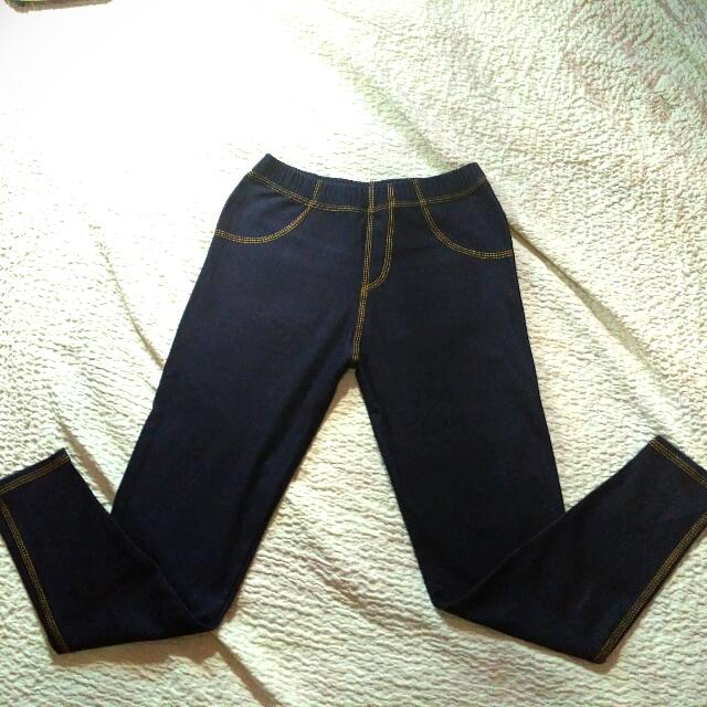 Legging Navy Levis Olshop Fashion Olshop Wanita Di Carousell