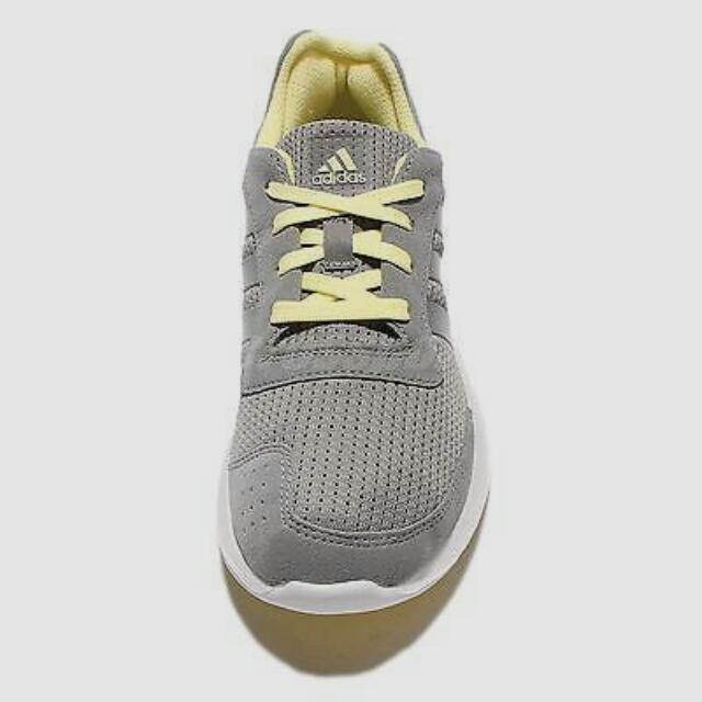 Adidas慢跑鞋 灰(女)#幫你省運費
