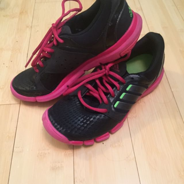 Adidas Running Shoes Size 7