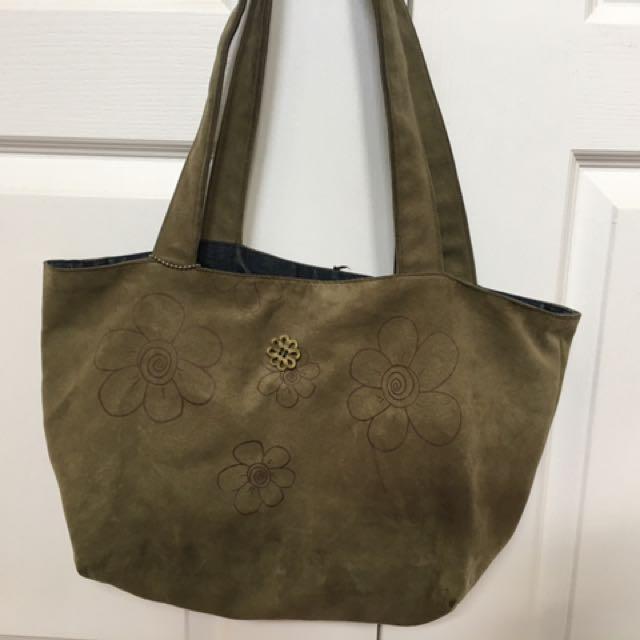 Adorable Fabric Handbag