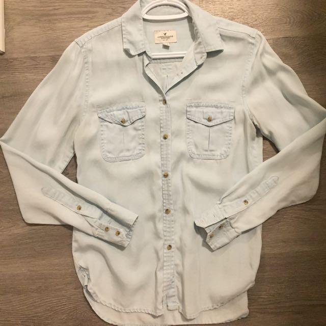 AE denim Shirt