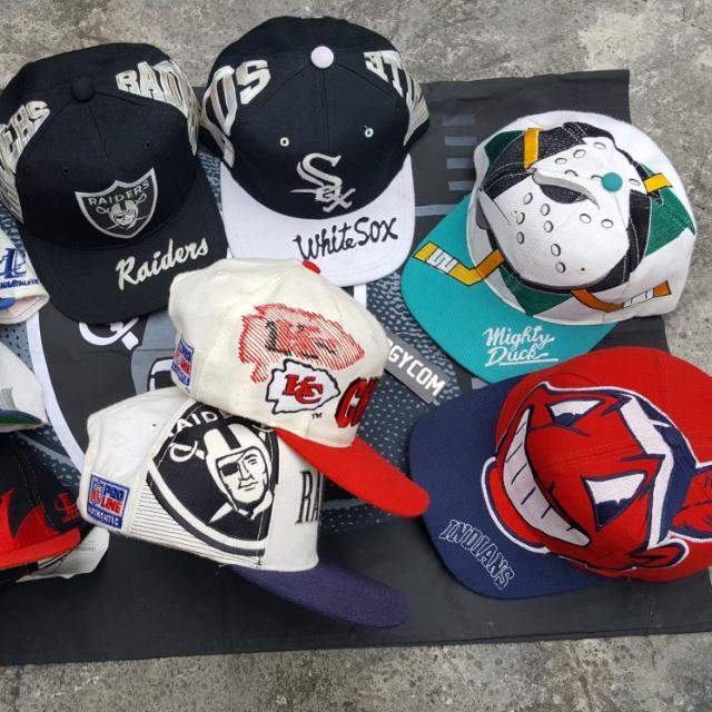 All Vintage Cap Tiptop Condition..mlb Nfl Nba Nhl c8834e9a889