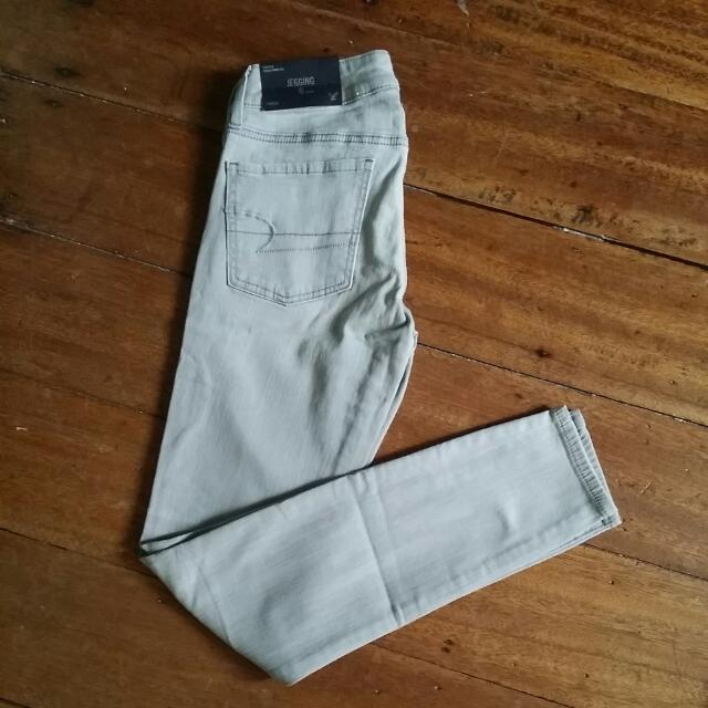 American Eagle Superstretch Jeggings